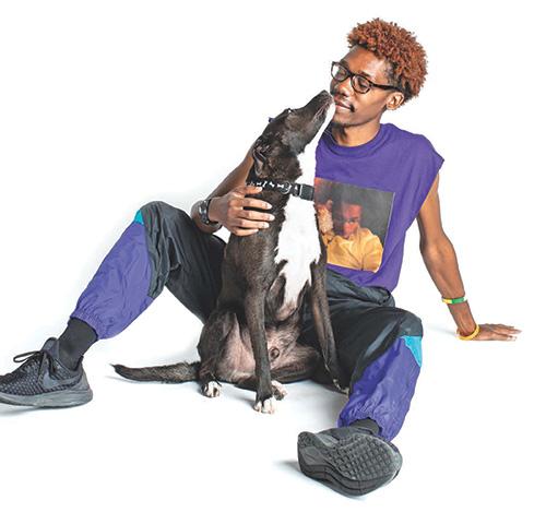 Samus Starbody and Zeus, 'When Dogs Heal'
