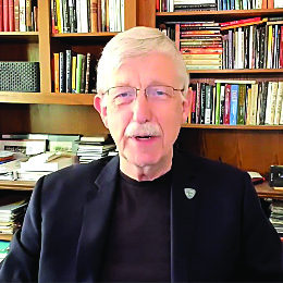 Positively Aware: Francis Collins NIH