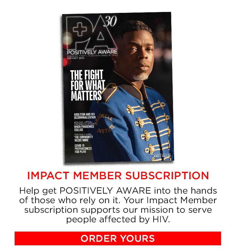 Impact Member Subscription