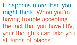 HIV 'Magical Thinking' | Positively Aware
