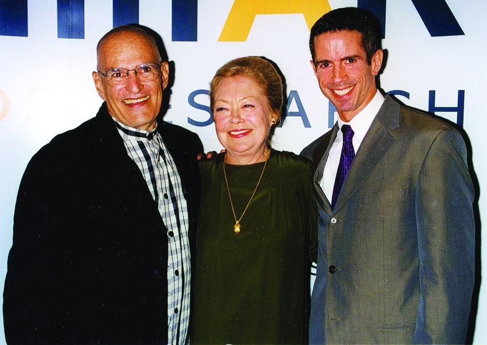 Positively Aware: Peter Staley, Mathilde Krim, and Larry Kramer