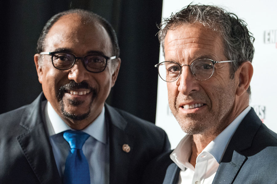 Positively Aware End AIDS Coalition Michel Sidibe Kenneth Cole