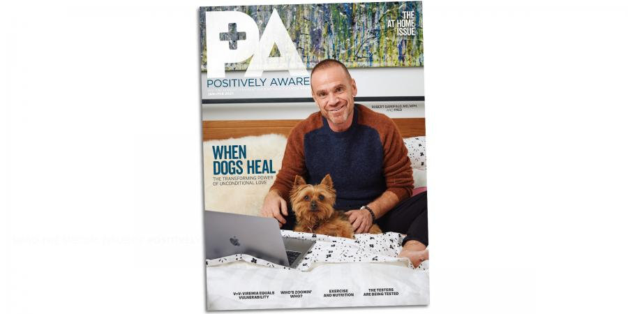 Positively Aware: Jan+Feb 2021 When Dogs Heal