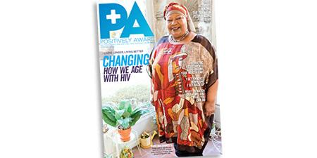 Positively Aware Spring 2019: Changing how we age with HIV