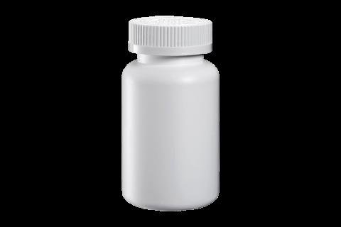 Generic drug bottle