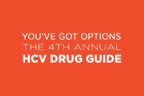 Positively Aware HCV Drug Guide