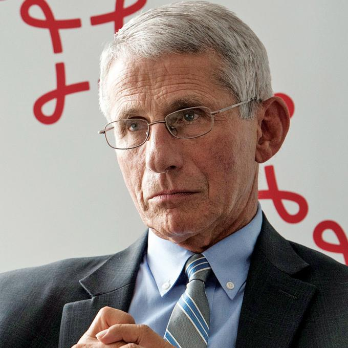 Positively Aware Anthony Fauci