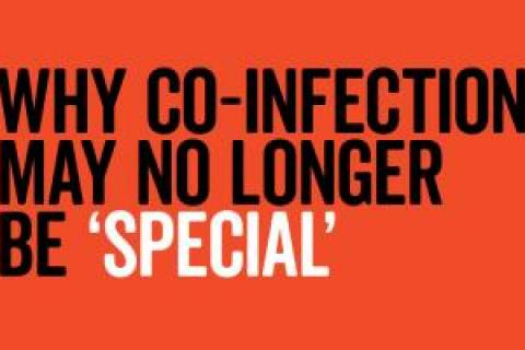 Positively Aware Why Co-Infection May No Longer Be Special