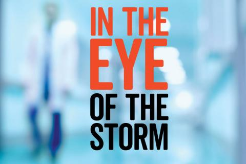 Positively Aware In the Eye of the Storm